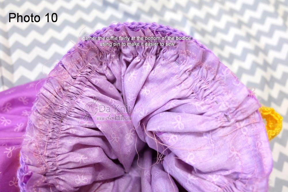 sew skirt . 6